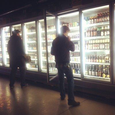 bottle bar coolers